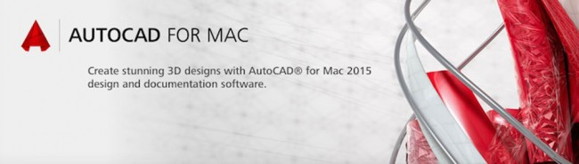 Disponible AutoCAD 2015 para Mac