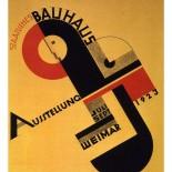 Poster Exposición Bauhaus 1923