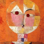 Senecio, Paul Klee 1922