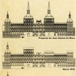 Alcázar de Madrid: Evolución de su fachada principal