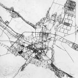 Plan general de ordenación urbana, por Larrodera, término municipal. 1968