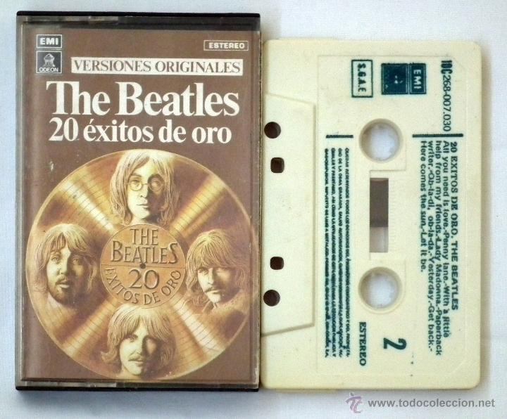 The Beatles 20 Exitos de Oro